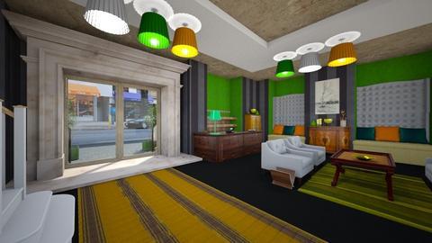 loud 2 hotel lobby new - by macus