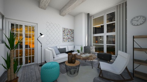 Living room - by ChayenneSteiner