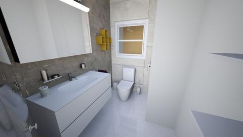 Nakri 8 - Bathroom - by Francisf