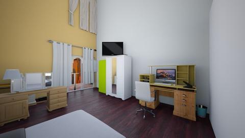 11132019_Bedroom - Modern - by Everybodyloveskm