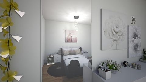 Grey - Bedroom - by kannbosse