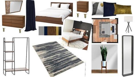 Bedroom Mood Board - by laura27myers