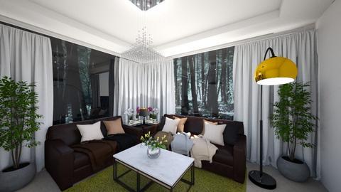 DUSK - Living room - by DMK Skye