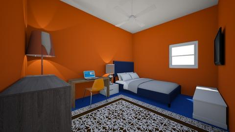 COMPLEMENTARY bedroom - Bedroom - by Brandon Godwin
