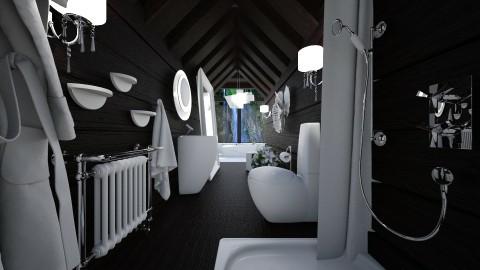 1Wood Interior - by ritsa