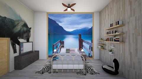 Citizen OAK - Modern - Bedroom - by bleeding star