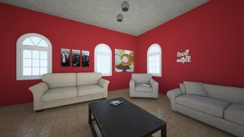 new - Living room - by rii rii