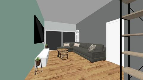 myhome - Living room - by ninabaltusxstyle