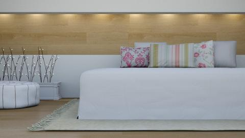 Welcome Spring - Modern - Bedroom - by millerfam