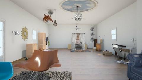 Mine - Bedroom - by Sudha Upadrasta
