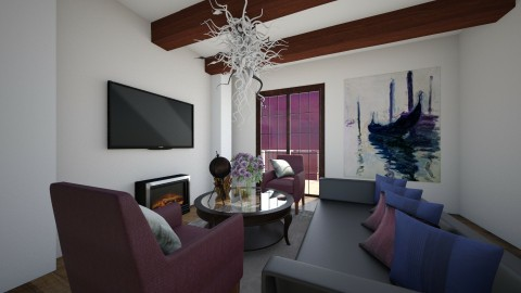 my style living - Eclectic - Living room - by giuli islas