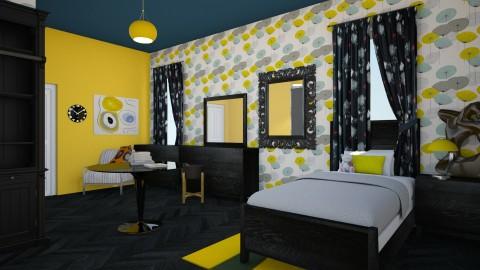 Just_Relax - Bedroom - by Yimika Adebayo