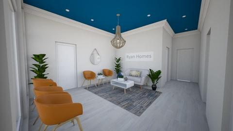 Ryan Homes Entry  - by lauraflach0604