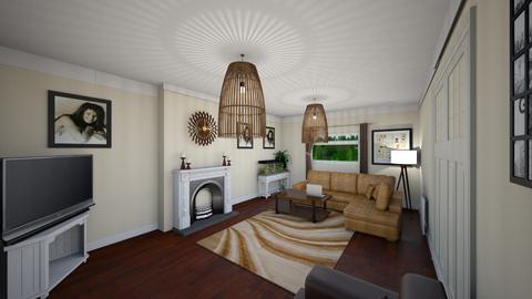 Livingroom v2_3 - Living room - by mtracerz