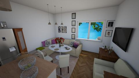 skwer - Living room - by oldzi92
