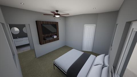 Master Bedroom - Country - Bedroom - by jbrackens14