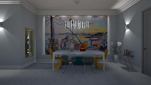 Dining room - Glamour - Dining room - by Annathea