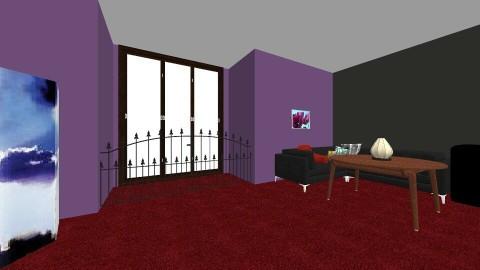 livys room - Bedroom - by kittylove3211