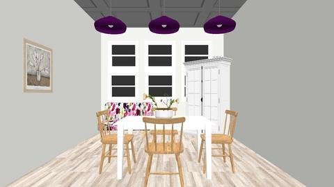 avria dining room - by alindbom