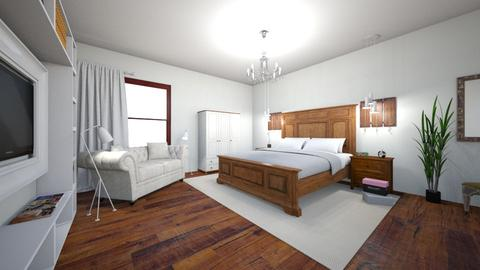 II  - Classic - Bedroom - by TeodoraYord