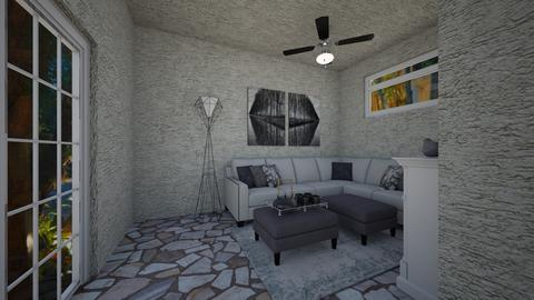 BaseQuickE - Living room - by hmgrl