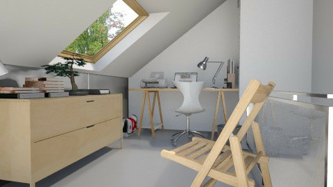 Putney office - Modern - Office - by Tuija