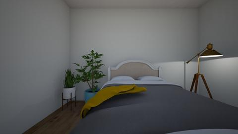 my bedroom - Bedroom - by amilya