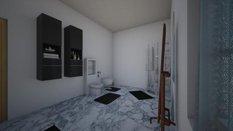 wardrobe hallway - Bathroom - by AdaaAl