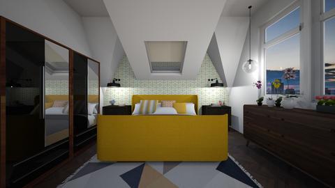 zzzzzzz - Bedroom - by ljubitelj