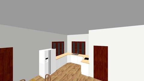 Kitchen Diner 2 - Kitchen - by babycookienat