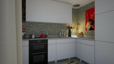 Kitchen - Retro - Kitchen - by Tennessee