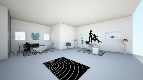 Home Office - Modern - Office - by MaiaKk