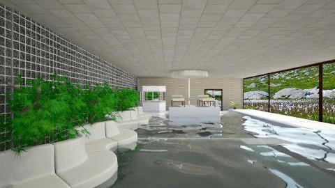 swimming pool - by rebecca812