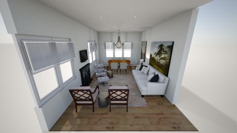 mashburn 2 23 - Living room - by interiorsbyklm