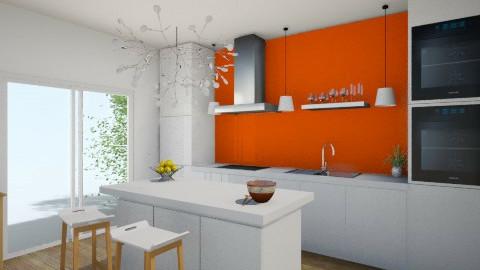 Modern Kitchen - Modern - Kitchen - by Sunshinedriver