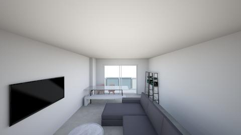 New Condo 2 - Modern - Living room - by adillhunt