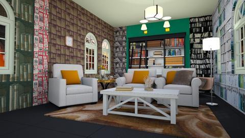 library - Classic - by zayneb_17