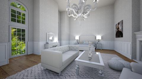 Princess - Bedroom - by Avery McCaffrey