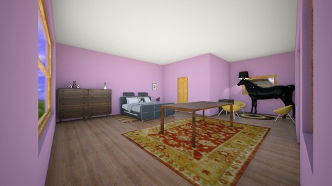 Emilys Room - Country - Bedroom - by gloucestergirl04