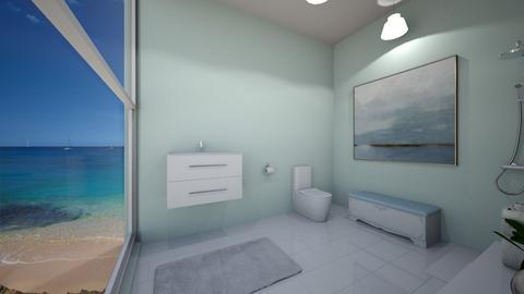 Renovated Bathroom - Bathroom - by yusra1113