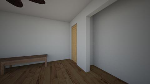 my room - Bedroom - by jamatompsett