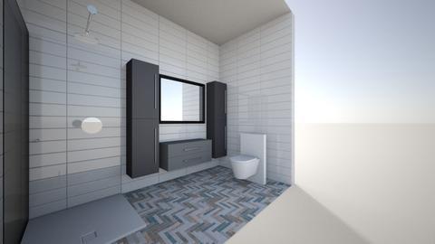 shower - Bathroom - by bellezza