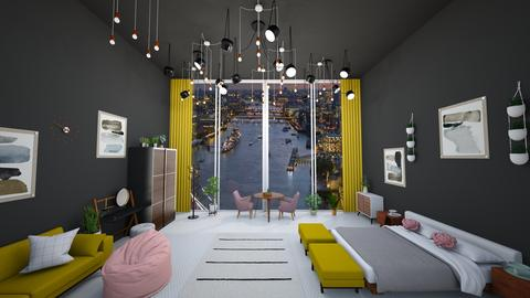 playful london living - Global - by SueandEs
