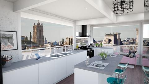 Modern kitchen 4 - Kitchen - by Andrula