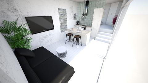 minihouse - Bedroom - by highantelope