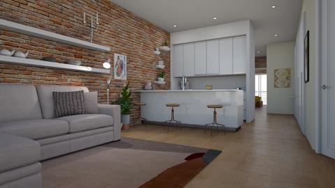 1 Bedroom Condo for Rent - by gaietta_aa