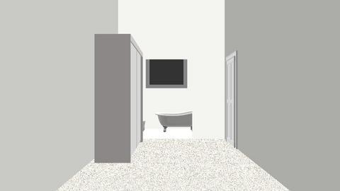 janine bedroom - Bedroom - by eclectic0street