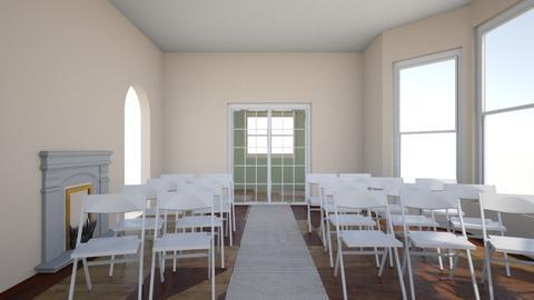 Wedding Room Alternate - Glamour - by nectaranne