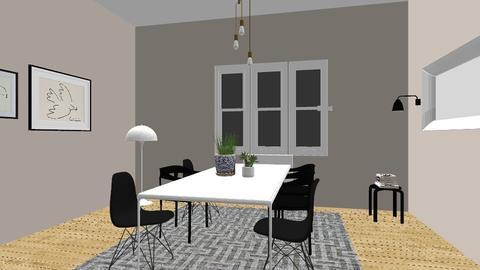 Wining and Dining - Dining room - by kapetanovica23
