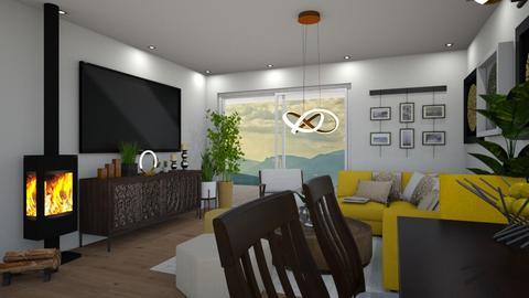 VH_Living Room3 - Living room - by JarkaK